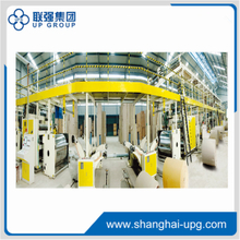 LQ180-2000-5 Ply Corrugated Cardboard Production Line