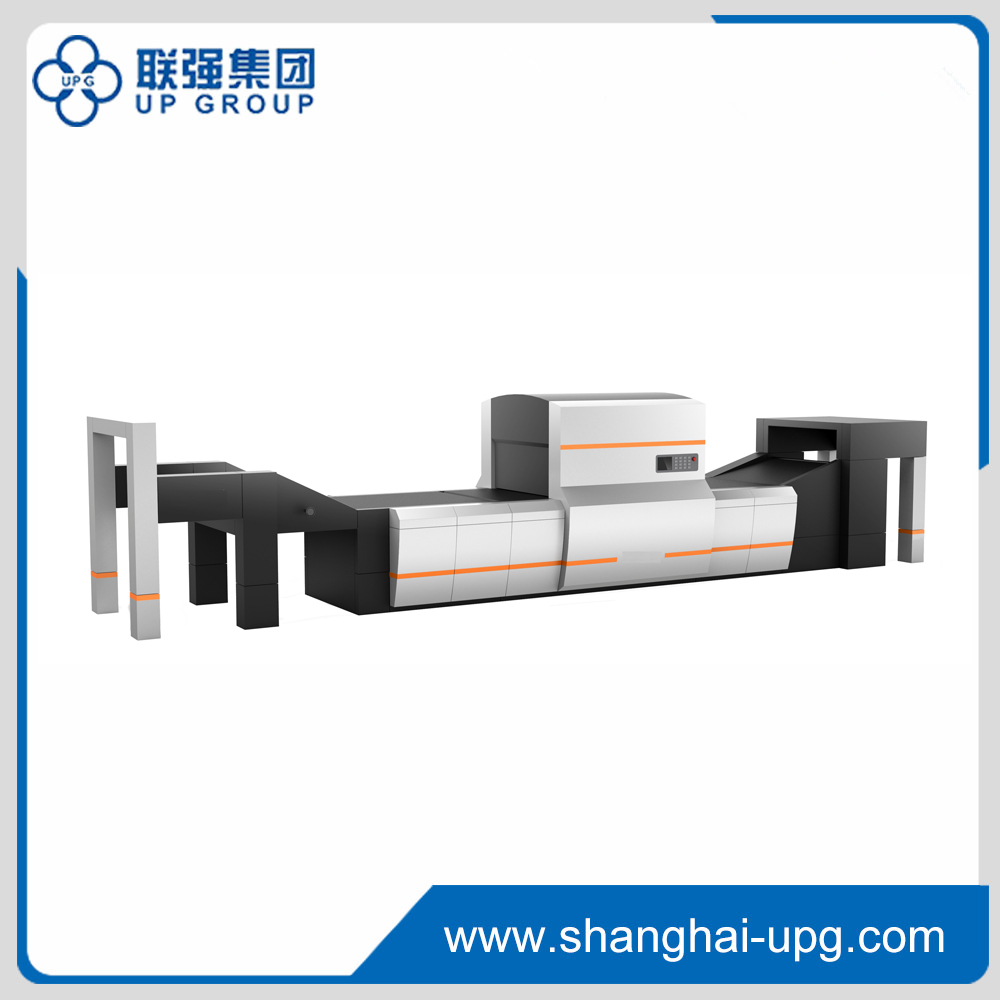 High-Speed Large-Format Sheet Inspection Machine