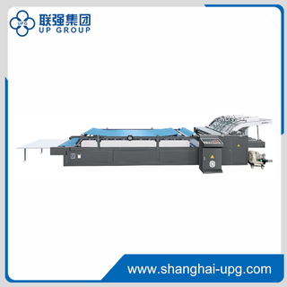 LQB Series Semi-Automatic Flute Laminating Machine (Single Labor)