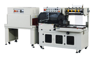 LTA-450/450A+LM-500 Automatic L Type Shrink Wrapping Machine