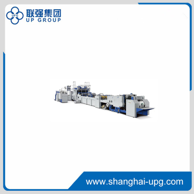 LQ-1260S-450 Fully Automatic Sheet-feeding Paper Bag Making Machine