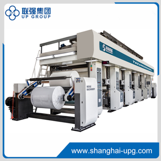 ZHMG-402250(HL) Automatic Rotogravure Printing Press for Decorative Paper