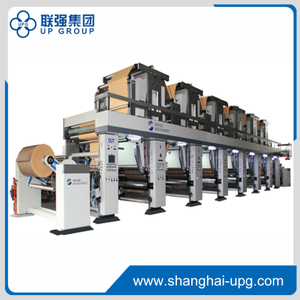ZHMG-601950(HL) Automatic Rotogravure Printing Press for Decorative Paper
