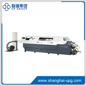 LQBT50/5E Ellipse Binding Machine