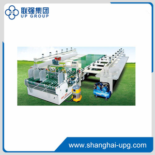 LQ-BH-158A/184A/230A Double Side Semi-Automatic Folder Gluing Machine