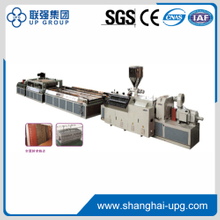 PE,PP and Wood,PVC and Wood(foamed) Panel Extrusion Line