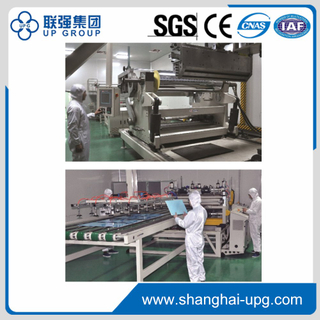 XRGP Series PMMA/PS/PC Sheet Extrusion Line