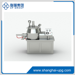 LQGHL Series High Speed Mixing Granulator