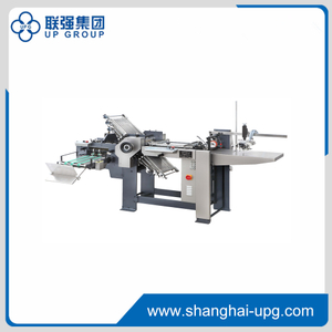 XZY360 COMBINATION FOLDING MACHINE FOR SMALL FOLD LENGTH