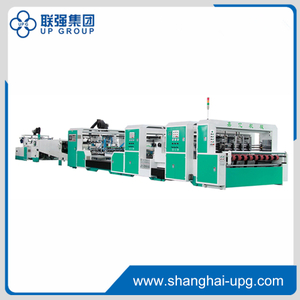 LQ-1100/1450/1800/2400 Automatic Folder Gluer Machine