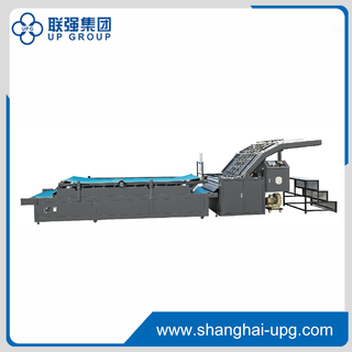LQB-G Series Semi-Automatic Flute Laminating Machine