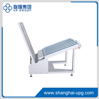 Automatic plate stacker