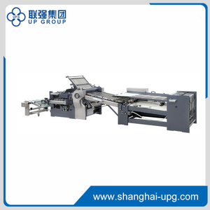 ZYHD780B-RD /ZYHD670B-RD Combination Folding Machine with Electrical Knife