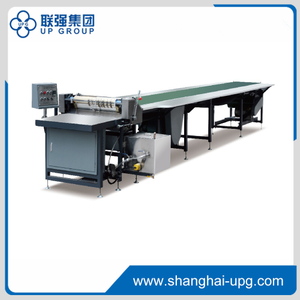 SSJ-650C Manual feeding paper gluing machine
