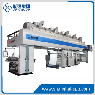 ZHMG-2050D Perfecting Rotogravure Printing Press for Cotton Cloth