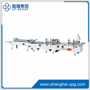 LQ-ZH-800G/880G/1000G Automatic Multi-functional Crash Lock Bottom Folder Gluer (Standard Configuration)