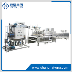 LQ-Depositing production line