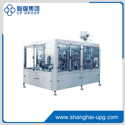 LQRCGF Washing-filling-capping 3 In 1 Machine For Juice