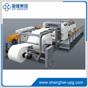 SM Series Servo Precision Double-Helix High Speed Sheet Cutter Machine