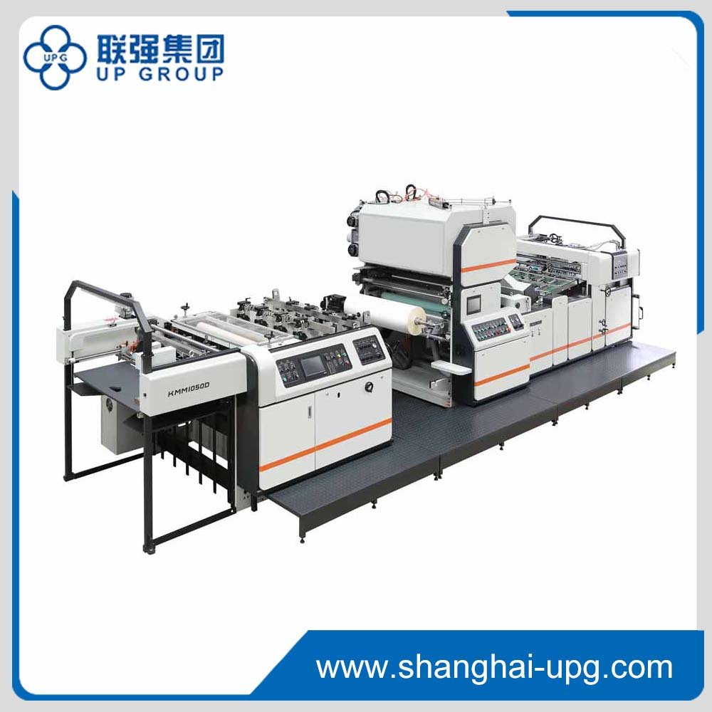 KMM-1050D Automatic Vertical Laminating Machine
