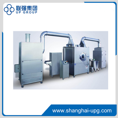 High Efficient Film Coating Machine