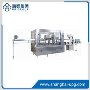 LQDCGF Washing-filling-capping 3 In 1 Machine For Carbonated Drinks