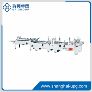 LQ-ZH-800A/880A/1000A Automatic Folder Gluer With Pre-fold
