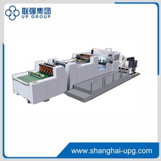 PY TYPE Automatic full-stripping roll die-cutting machine