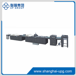 LQPMSZ-C Series Digital Inkjet Printing System With Coating Machine