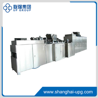 Chocolate Moulding Line