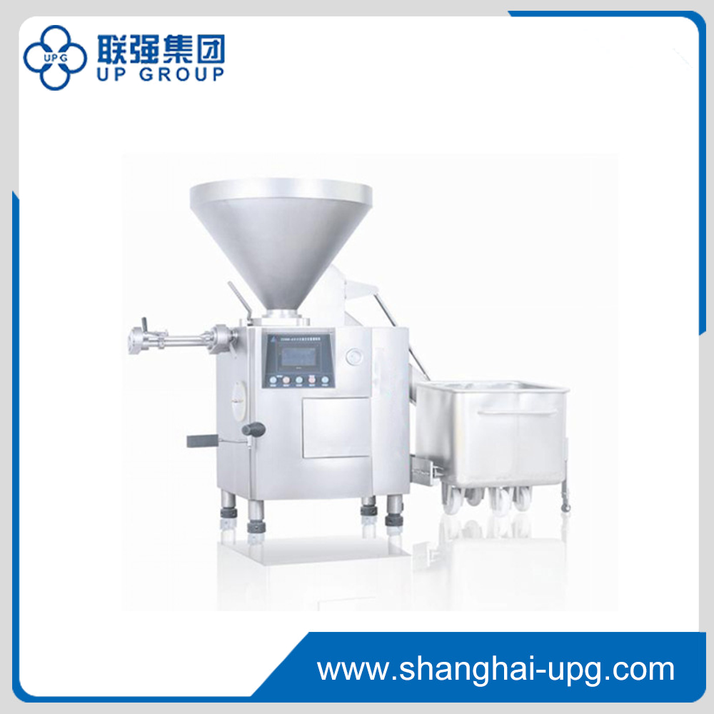 LQ-ZG Vacuum Vane-quantified Filling Machine