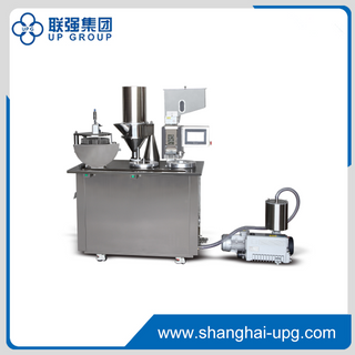 LQDTJ Semi-auto Capsule Filling Machine