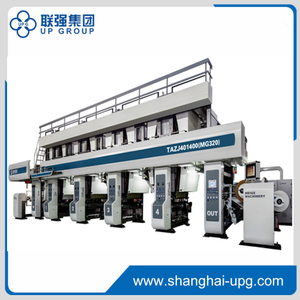 ZHMG-401400(MG) High-end Rotogravure Printing Press for Decorative Paper