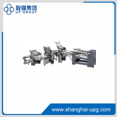 ZYS670-RD Buckle Folding Machine