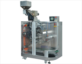 Double aluminum packing machine