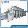 ZHMG-501400(JSL) Automatic Rotogravure Printing Press for PVC