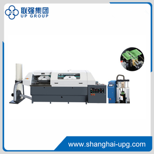 LQBT50/5F PUR Ellipse Binding Machine