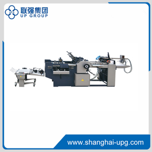 ZYHD490 Combination Folding Machine with Electrical Machine
