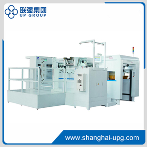 EXCELLENT 106FC Automatic Foil Stamping & Die-cutting Machine