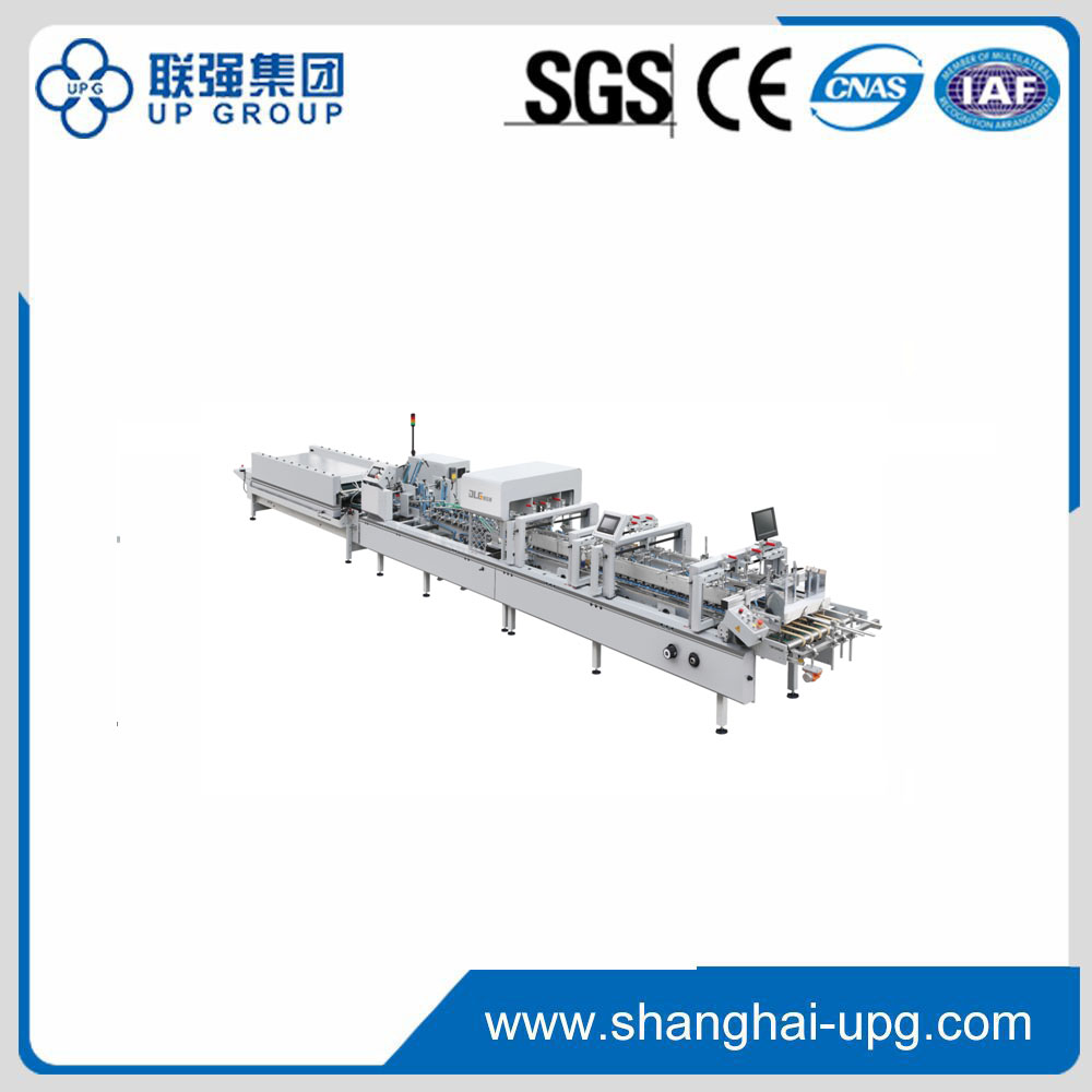 ZH-GD800/1100SL AUTOMATIC FOLDER GLUER machine (4&6 CORNER)