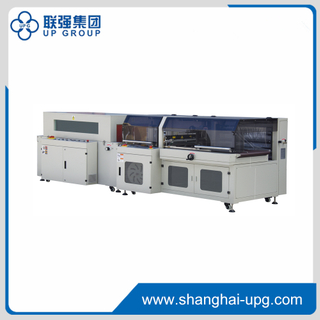 LQLTH-700+LM-700L Automatic High Speed Side Sealing Shrink Wrapping Machine