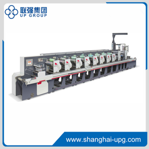 LQHSG Petal Flexographic Printing Machine