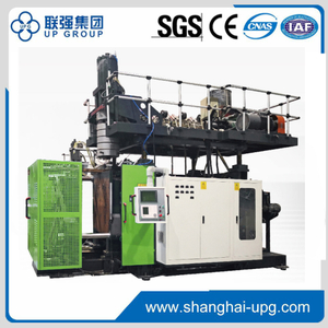 LQYJBA120-220L Fully Automatic 220L Blow Moulding Machine