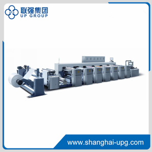 LQ-CS Series Flexo Printing Machine(Petal Type)