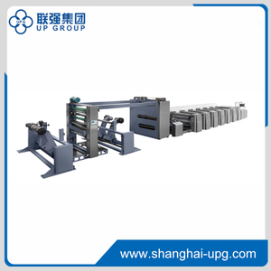 LQ-S Series Wide Web Preprint Flexo Printing Machine