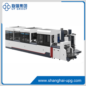 LQ420Y-S Automatic visual position rigid box making machine