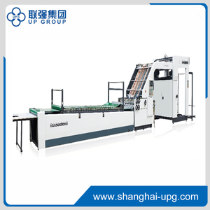 STCS Series Automatic High-speed Flute Laminator