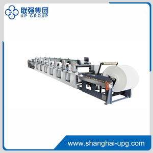 LQ-A Series Flexo Printing Machine