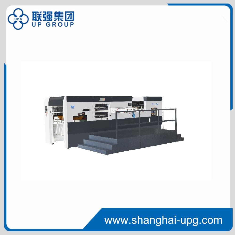 MP1060 Automatic Diecutting & Stripping Machine