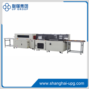 LQLTH-450+LM-500L Automatic High Speed Side Sealing Shrink Wrapping Machine